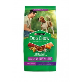 Dog Chow FOR Adulto Mayor 8 KG