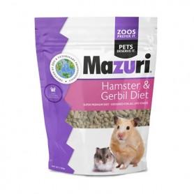 Mazuri Hamster & Gerbil Diet 350 grs.